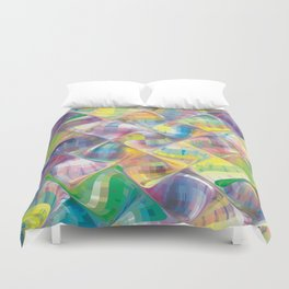 Road Trippin Duvet Cover