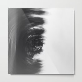 Fast Forward Metal Print