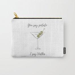 Potato Vodka Carry-All Pouch