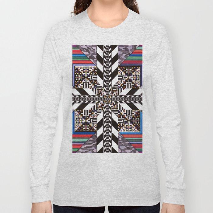 Mind Circuit Long Sleeve T-shirt