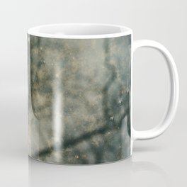 Layers (leaves drowned in water) Coffee Mug