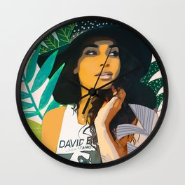 Nature Lover Wall Clock