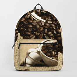coffee cup Backpack