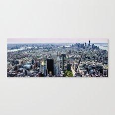NYC - City Veins Canvas Print