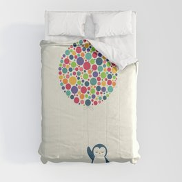 Float In The Air Comforters