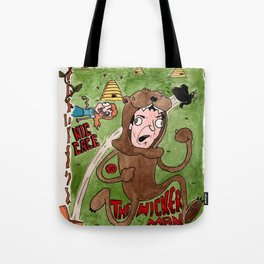The Wicker Man Tote Bag