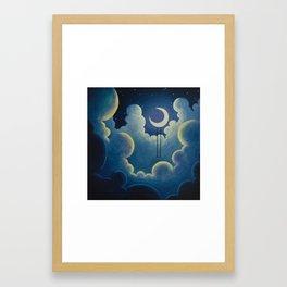 Wishing Swing 4 Framed Art Print