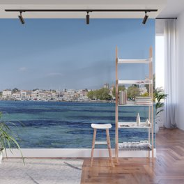 Aegina Views Wall Mural