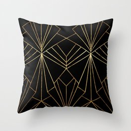 And All That Jazz - Large Scale Throw Pillow