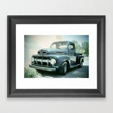 Ford Framed Art Print