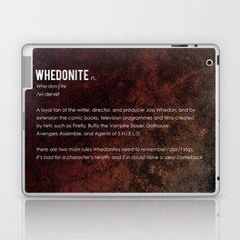 Whedonite Laptop & iPad Skin
