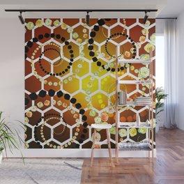Honeycomb Wall Mural