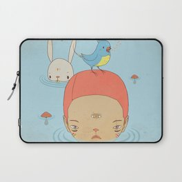 COME BACK HOME Laptop Sleeve