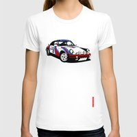 porsche T-shirts featuring Porsche 911 by Remove Before . . .