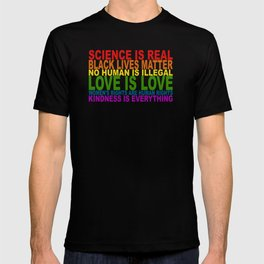 Human Rights & World Truths T-shirt