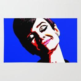 Audrey Hepburn (1) Rug
