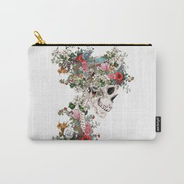 Skull Queen Carry-All Pouch