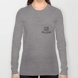 Top Pocket Find - Oak Island Long Sleeve T-shirt