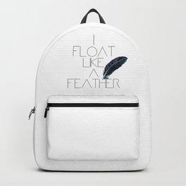 I float like a feather Backpack