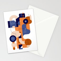 Schoolbus Stationery Cards