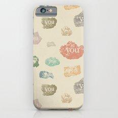 You Rock (Pattern) iPhone 6s Slim Case
