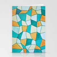 square Stationery Cards featuring Square by sinonelineman