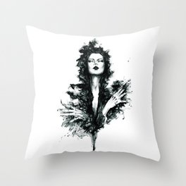 Ephedrine  Throw Pillow