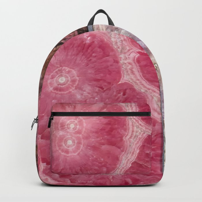 Gem Stone  Wall Decor Backpack