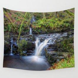 Woodland Falls Wall Tapestry