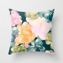 Flowers  -a021 Throw Pillow