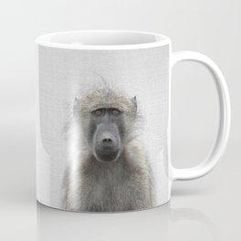 Baboon - Colorful Coffee Mug