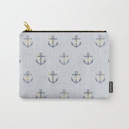 Stormy Nautical Pattern 1 Carry-All Pouch
