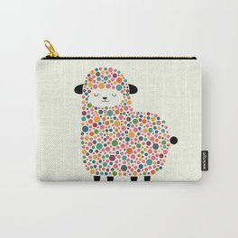Bubble Sheep Carry-All Pouch