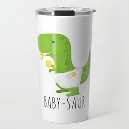 Baby-saur Travel Mug
