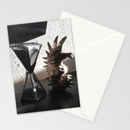 Bronze Time Stationery Cards