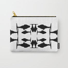 Tiger Lady Register  Carry-All Pouch