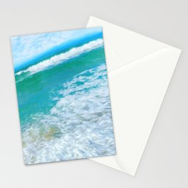 In the middle of the day Stationery Cards