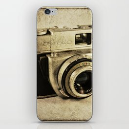 Beirette iPhone Skin