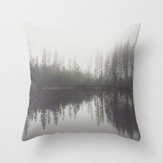 Pond Throw Pillow