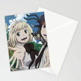 Blue Exorcist Ao No Exorcist Stationery Cards