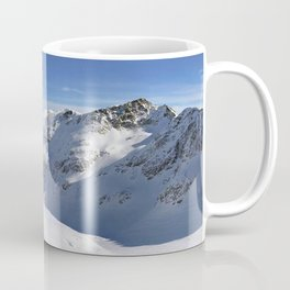 I am so small here Coffee Mug