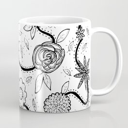 Flower Chain Coffee Mug