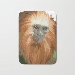 Golden Lion Tamarin Bath Mat