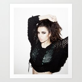 What I Like ~ Charli xcx Art Print