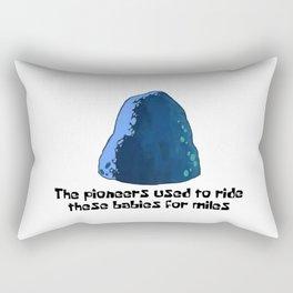 Babies For Miles Rectangular Pillow