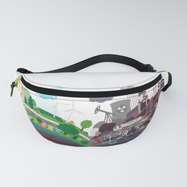 EcoBook Fanny Pack