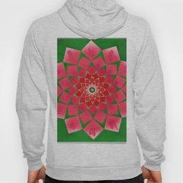Spiral Rose Hoody