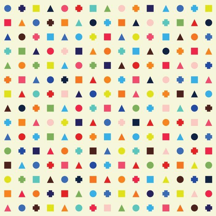Dot Triangle Square Plus Repeat Comforters