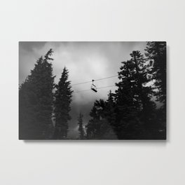 Magic Mile Metal Print