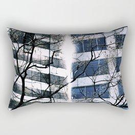 Split the Heavens Rectangular Pillow